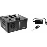 EUROLITE Set NSF-100 LED DMX Hybrid Spray Fogger + WRC-4 Wireles