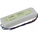 EUROLITE Electr. LED Transformer, 12V, 8A, IP67