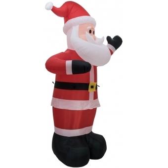 EUROPALMS Inflatable Figure Santa Claus, 300cm #3