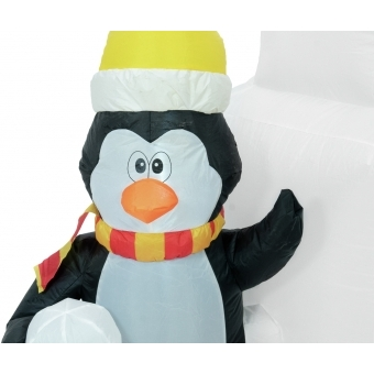 EUROPALMS Inflatable Figure Penguins, 240cm #3