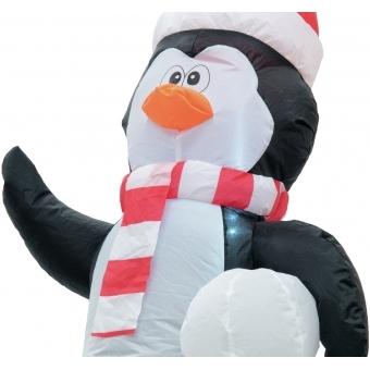 EUROPALMS Inflatable Figure Penguins, 240cm #5