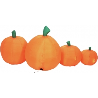EUROPALMS Inflatable Figure Pumpkin Family, 95cm #2