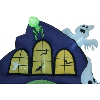 EUROPALMS Inflatable Figure Haunted House Portal, 270cm #2