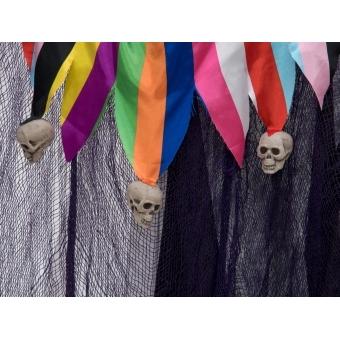 EUROPALMS Halloween Figure Harlequin, 210cm #3