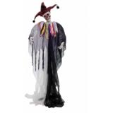 EUROPALMS Halloween Figure Harlequin, 210cm
