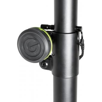 Gravity SS 5212 B SET 1 Speaker Stand Set of 2 Speaker Stands, Steel, with Bag #5