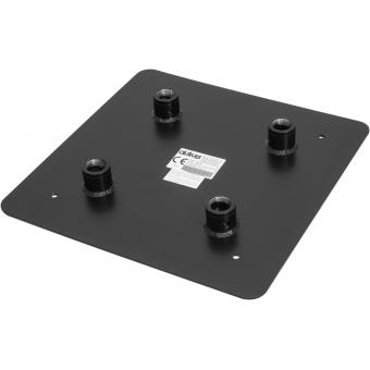 ALUTRUSS QUADLOCK End Plate SQQGP 50cm x 50cm