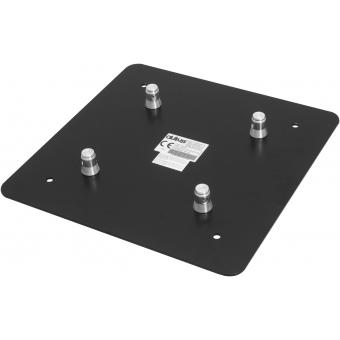 ALUTRUSS QUADLOCK End Plate SQQGP-Male 50cm x 50cm