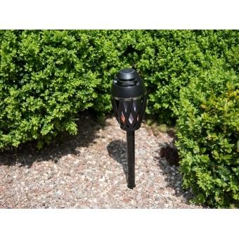 EUROLITE AKKU FL-2 LED Flamelight with Bluetooth Speaker #9