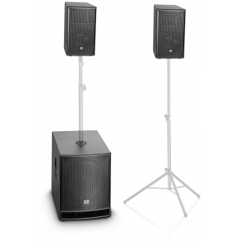 """LD Systems DAVE 10 G3 Compact 10"""" active PA System #11"""