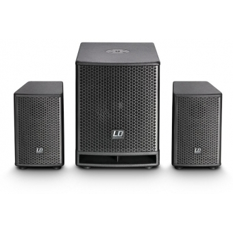 """LD Systems DAVE 10 G3 Compact 10"""" active PA System #3"""