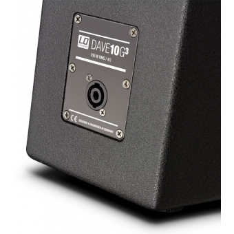 """LD Systems DAVE 10 G3 Compact 10"""" active PA System #6"""