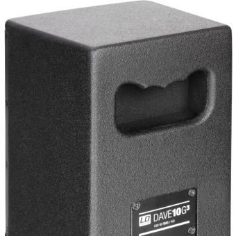 "LD Systems DAVE 10 G3 Compact 10"" active PA System #7"