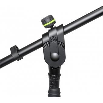 Gravity MS 4322 HDB Heavy Duty Microphone Stand, Tripod, 2-Point Telescopic Boom #4