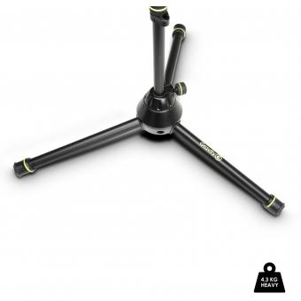 Gravity MS 4322 HDB Heavy Duty Microphone Stand, Tripod, 2-Point Telescopic Boom #9