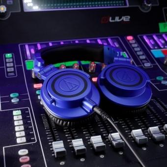 Casti studio Audio-technica ATH-M50xBB Limited Edition #7