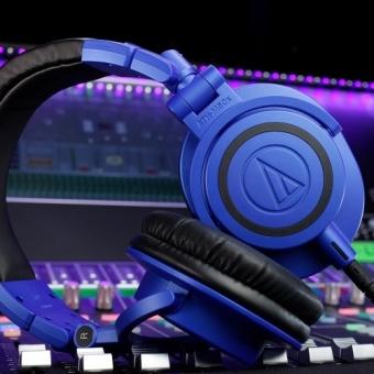 Casti studio Audio-technica ATH-M50xBB Limited Edition #8