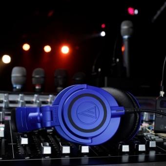 Casti studio Audio-technica ATH-M50xBB Limited Edition #9