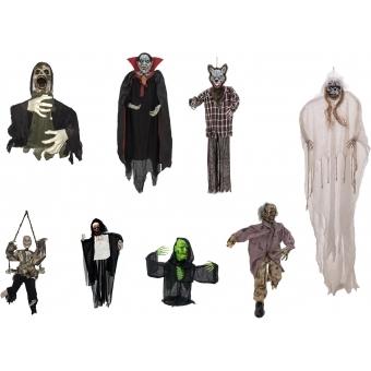EUROPALMS Set Halloween GHOSTS