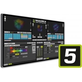 MADRIX Software 5 License professional