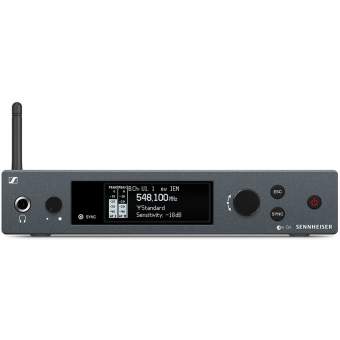 Sistem wireless dublu monitorizare in-ear IEM G4 TWIN #2