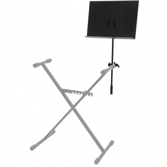 DIMAVERY Extension (Sheet) for SL-4 Keyboard Stand #3
