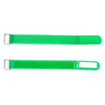 GAFER.PL Tie Straps 25x400mm 5 pieces green #5