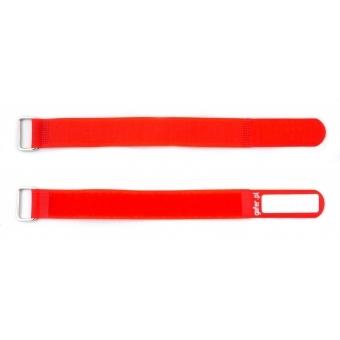 GAFER.PL Tie Straps 25x400mm 5 pieces red #4