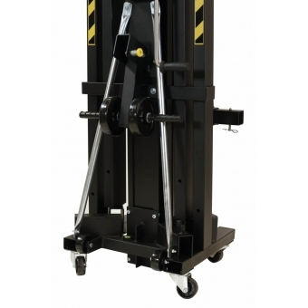BLOCK AND BLOCK GAMMA-50 Truss lifter 300kg 6.2m #4