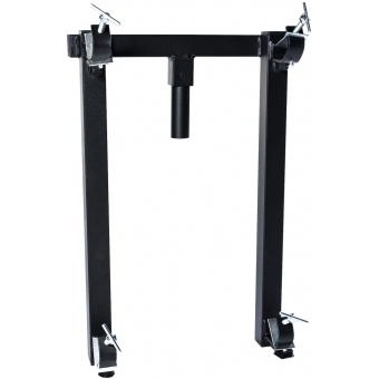 BLOCK AND BLOCK AM3808 Double Bar support insertion 38mm male