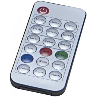 EUROLITE IR-31 Remote Control