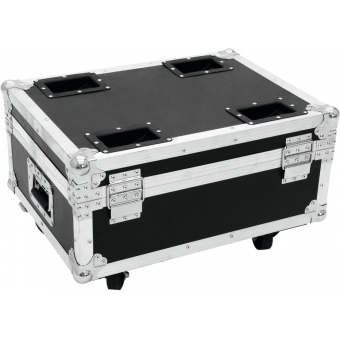 ROADINGER Flightcase 4x AKKU IP UP-4 QuickDMX with charging func #3