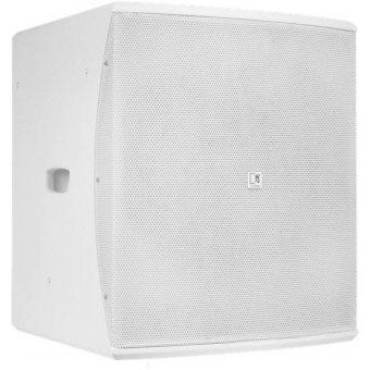 "BASO18/W - Compact 18"" bass reflex cabinet - White"