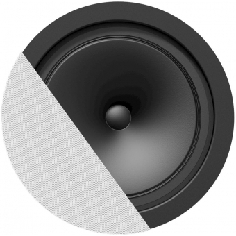 "CENA706/W - SpringFit™ 6.5"" ceiling speaker - White version #1"