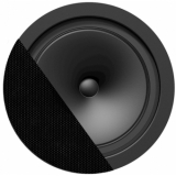 "CENA706/B - SpringFit™ 6.5"" ceiling speaker - Black version"