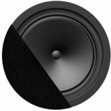 "CENA812/B - SpringFit™ 8"" ceiling speaker - Black version"