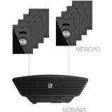 CERRA2.9/B - 8x MERO2D + NOBA8A - Black