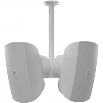 CMA144/W - Cluster mounting set 4 x ATEO4 speaker - White