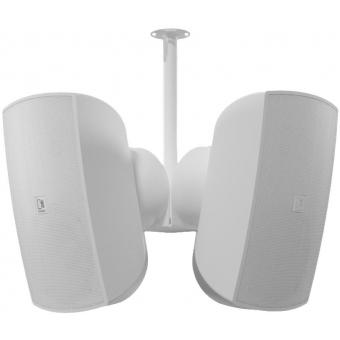 CMA164/W - Cluster mounting set 4 x ATEO6 speaker - White