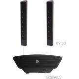 CONGRESS1.3/B - 2x KYDO + NOBA8A - Black