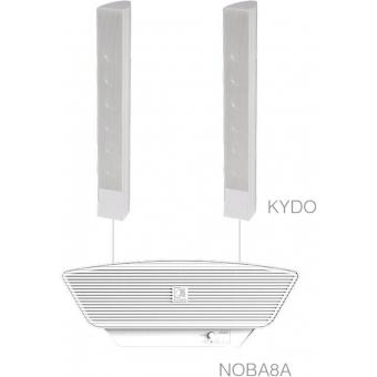 CONGRESS1.3/W - 2x KYDO + NOBA8A - White