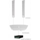 CONGRESS1.3+/W - 2x KYDO + NOBA8A + AMP523MK2 - White