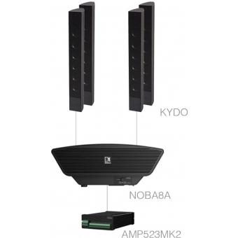 CONGRESS1.5+/B - 4x KYDO + NOBA8A  + AMP523MK2 - Black
