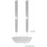 CONGRESS4.3/W - 2x AXIR + NOBA8A  - White