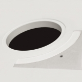 GFC06 - Gypsum flush mount installation ring for CELO6