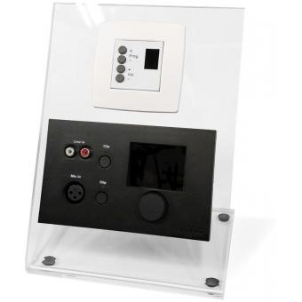 PROMO5014 - Double wall panel display stand - Acrylic display stand