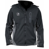 PROMO5123/M - AUDAC Softshell jacket - MEDIUM