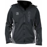 PROMO5123/XXL - AUDAC Softshell jacket - EXTRA EXTRA LARGE