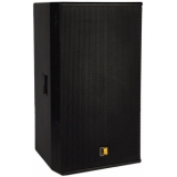 "PX115MK2/OB - High-power speaker 15"" - Black outdoor Version"
