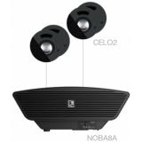 SENSO2.5/B - 4x CELO2 + NOBA8A - Black
